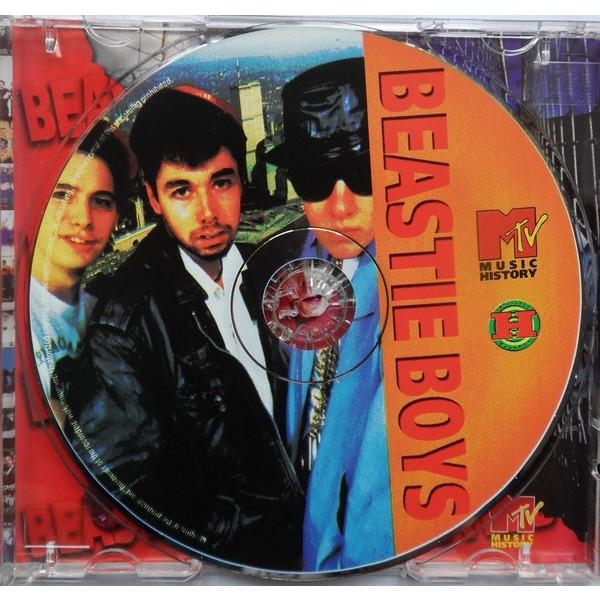 Beastie Boys MTV Music History (24-tracks compilation CD)