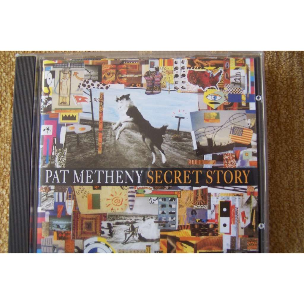 pat metheny Secret story