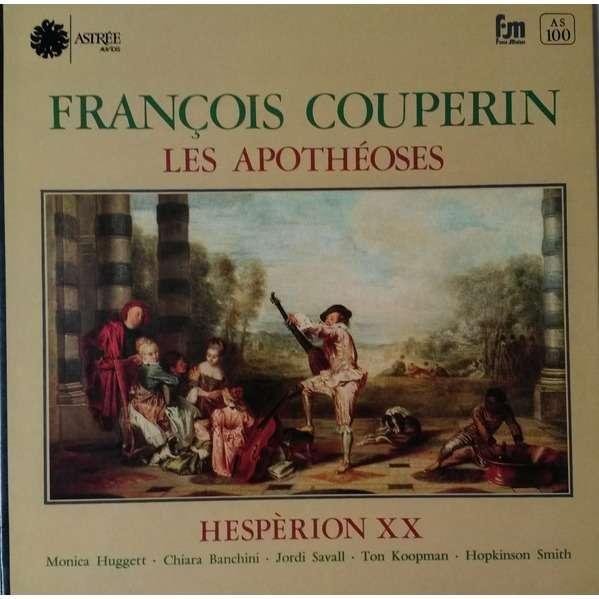 hespèrion xx François Couperin - Les Apothéoses