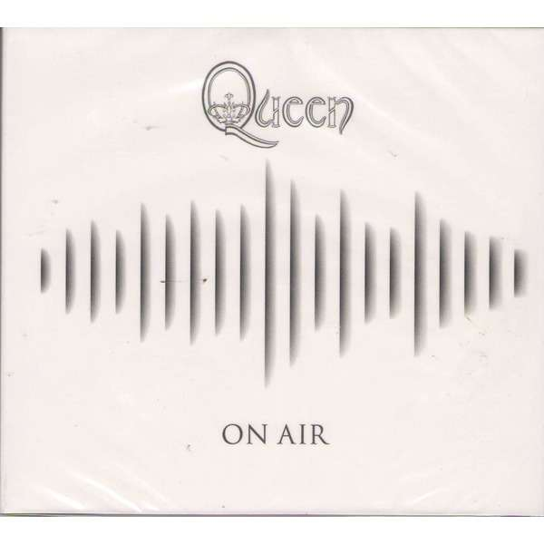 QUEEN On Air (2017) 2CD Digipak - New and Factory Sealed