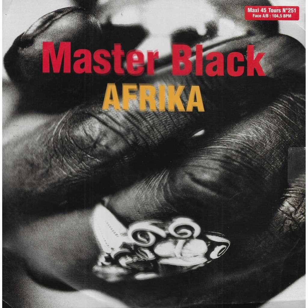 MASTER BLACK Afrika