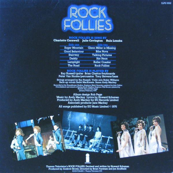Rock Follies Rock Follies