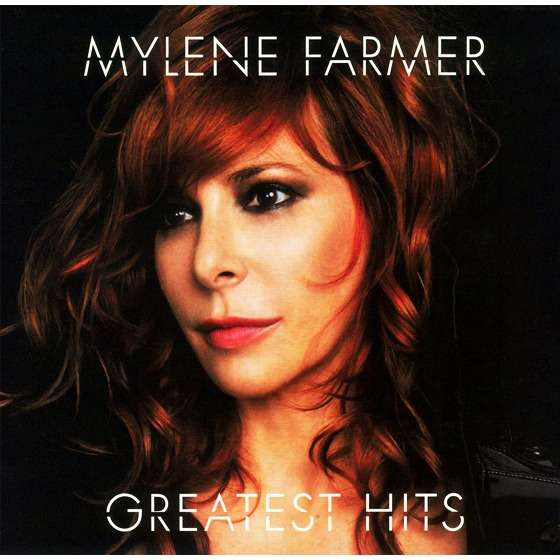 MYLENE FARMER GREATEST HITS 2cd set in Digipak 2016 New & Sealed