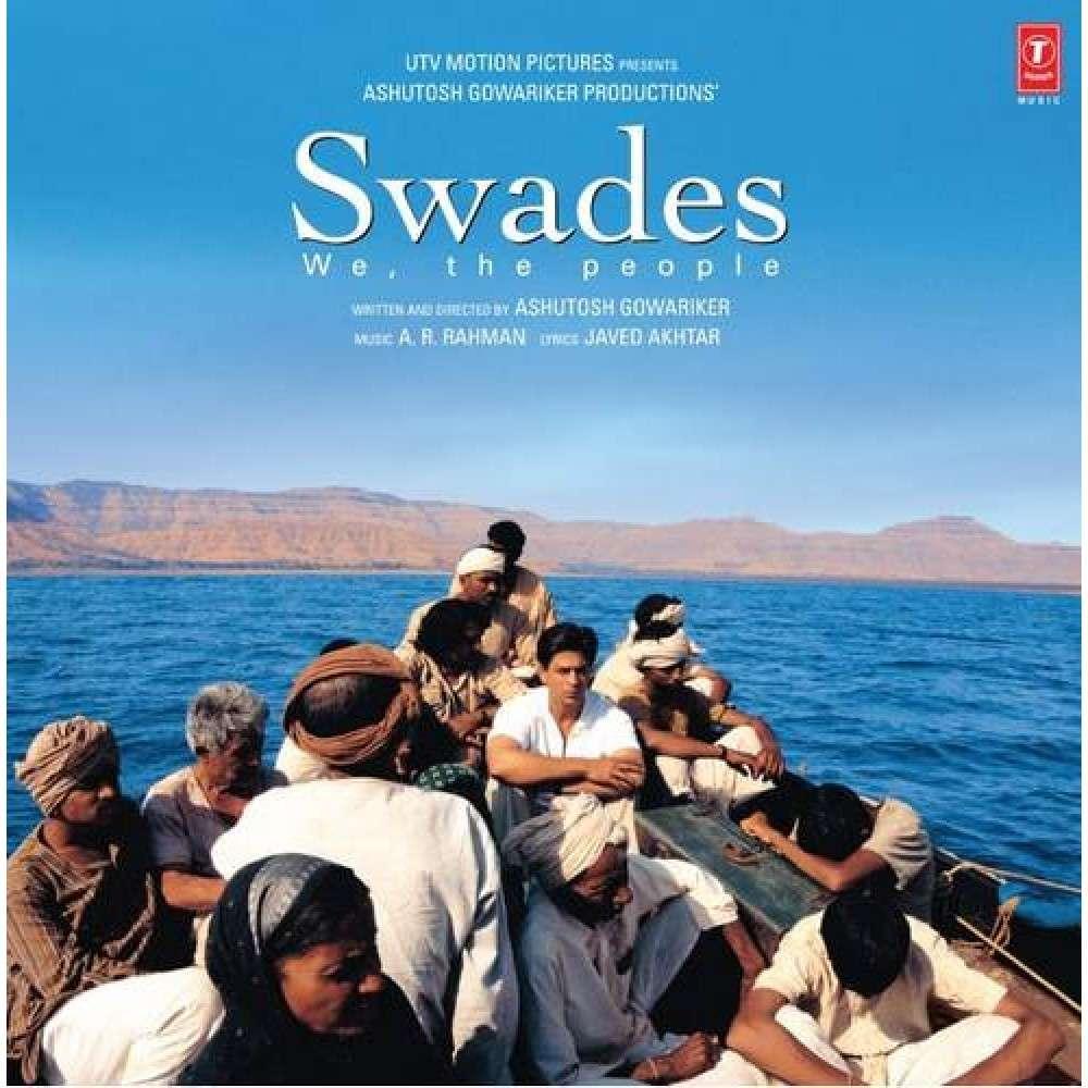 A R Rahman Swades