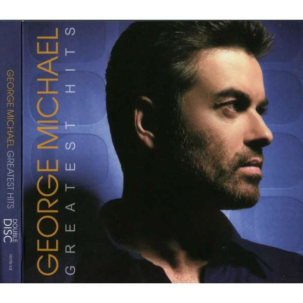 George Michael Greatest Hits (2008) 2CD Digipak - New and Factory Sealed