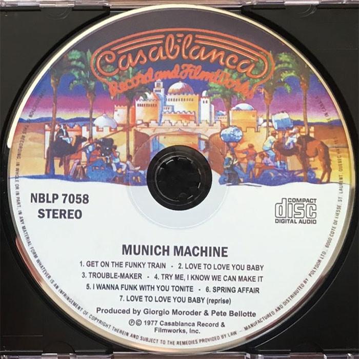 Munich Machine Munich Machine