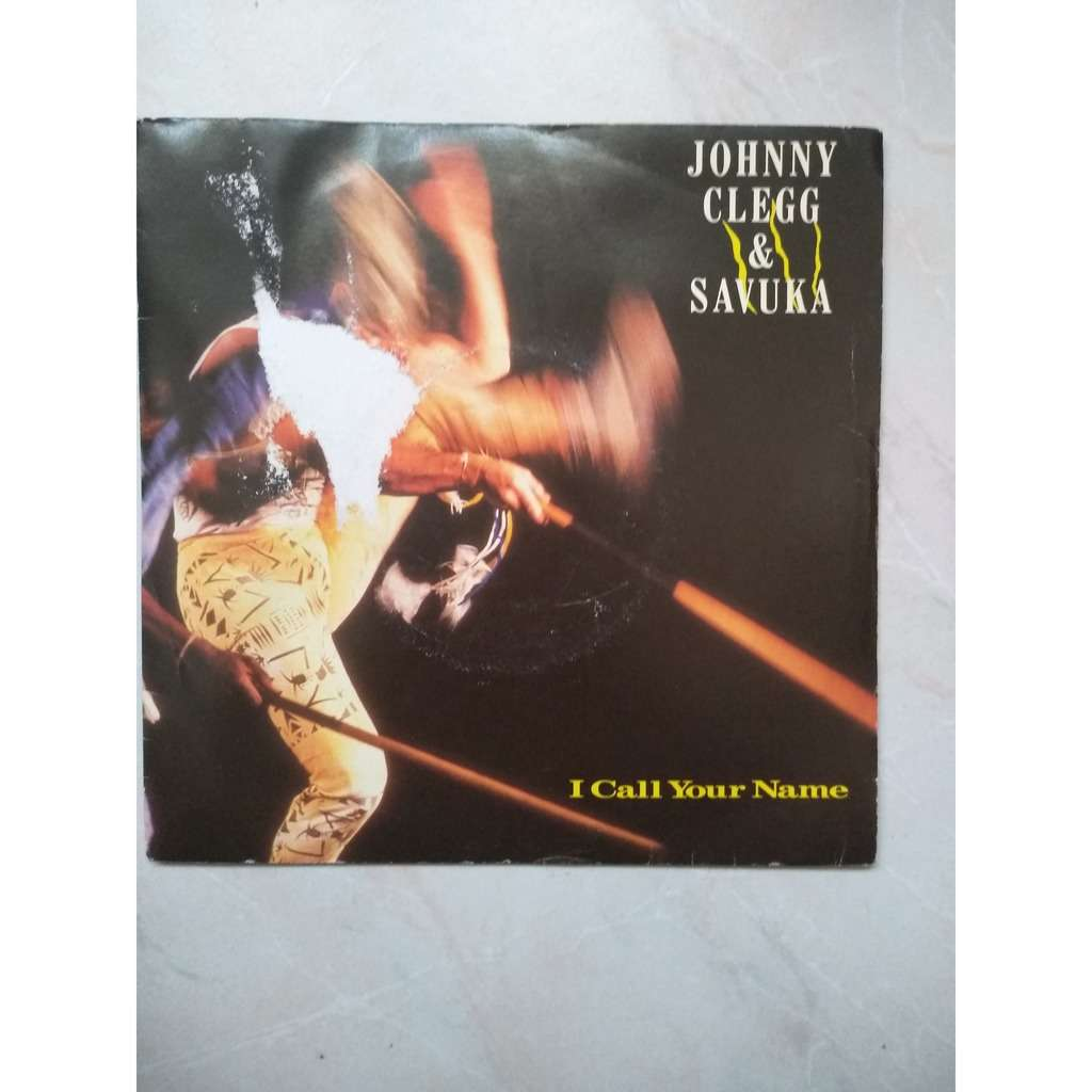 johnny clegg & savuka i call your name