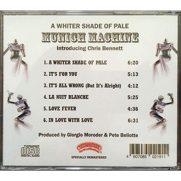 Munich Machine A Whiter Shade Of Pale
