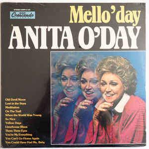 Anita O'Day Mello'day