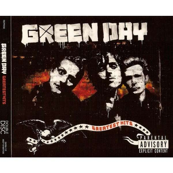 Green Day Greatest Hits (2010) 2CD Digipak - New and Factory Sealed