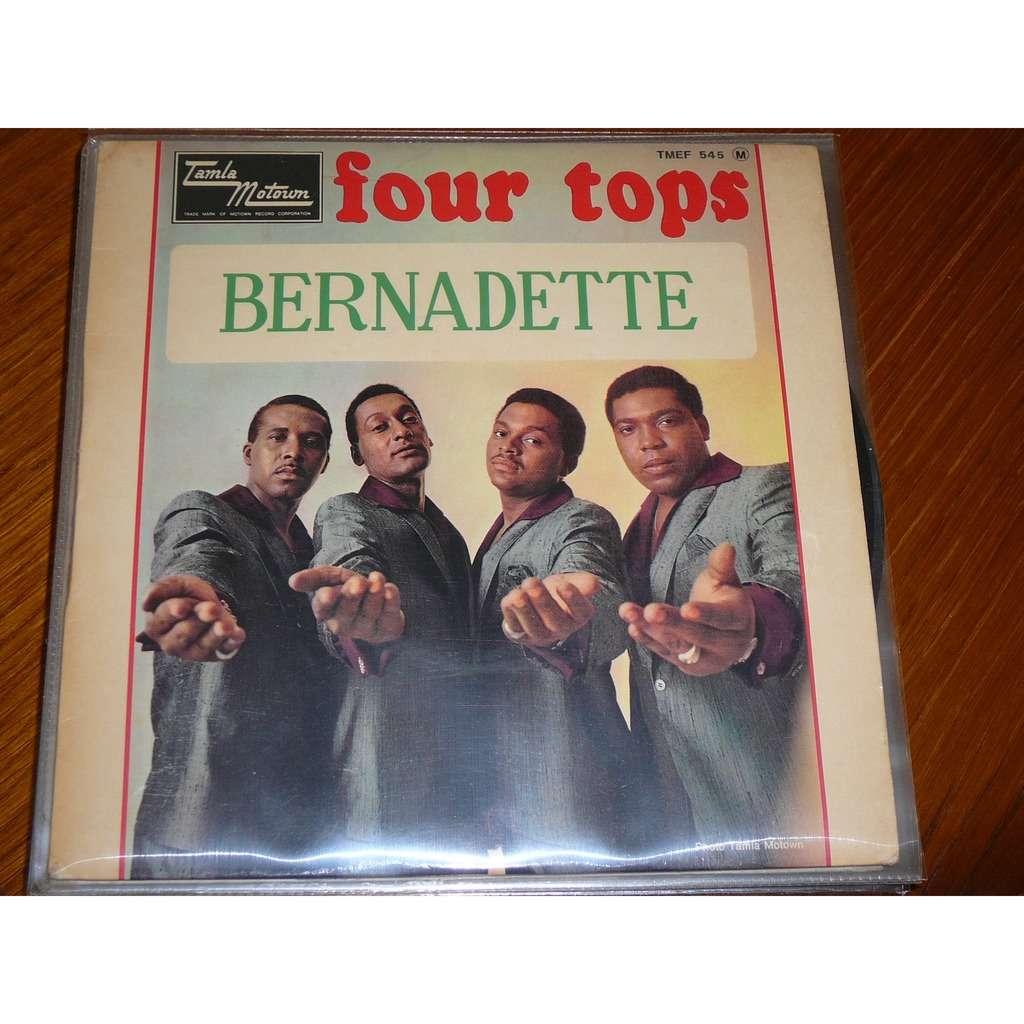 FOUR TOPS bernadette / brenda / i got a feeling / then