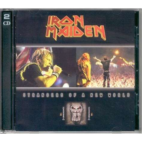 IRON MAIDEN - STRANGERS OF A NEW WORLD (EINDHOVEN, HOLLAND, JUNE, 03, 2000)
