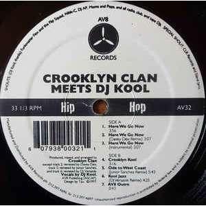 Crooklyn Clan Meets DJ Kool - Here We Go Now (12) Crooklyn Clan Meets DJ Kool - Here We Go Now (12)