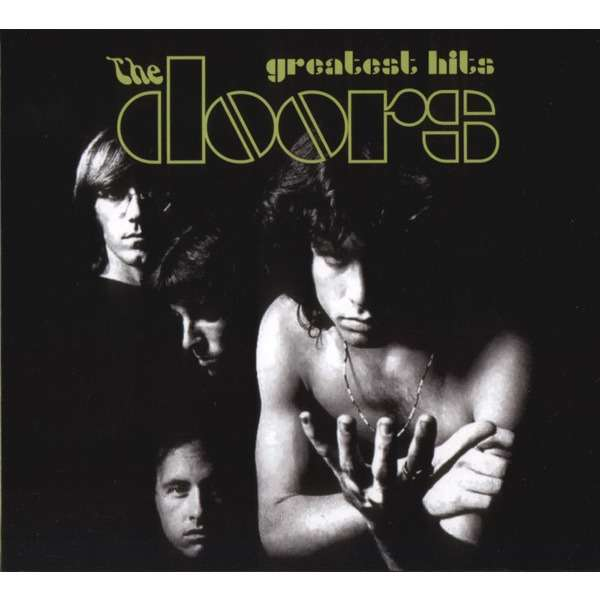 The Doors Greatest Hits (2008) 2CD Digipak - New and Factory Sealed