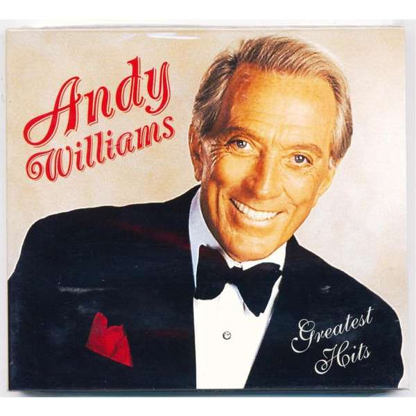 Andy Williams Greatest Hits (2012) 2CD Digipak - New and Factory Sealed