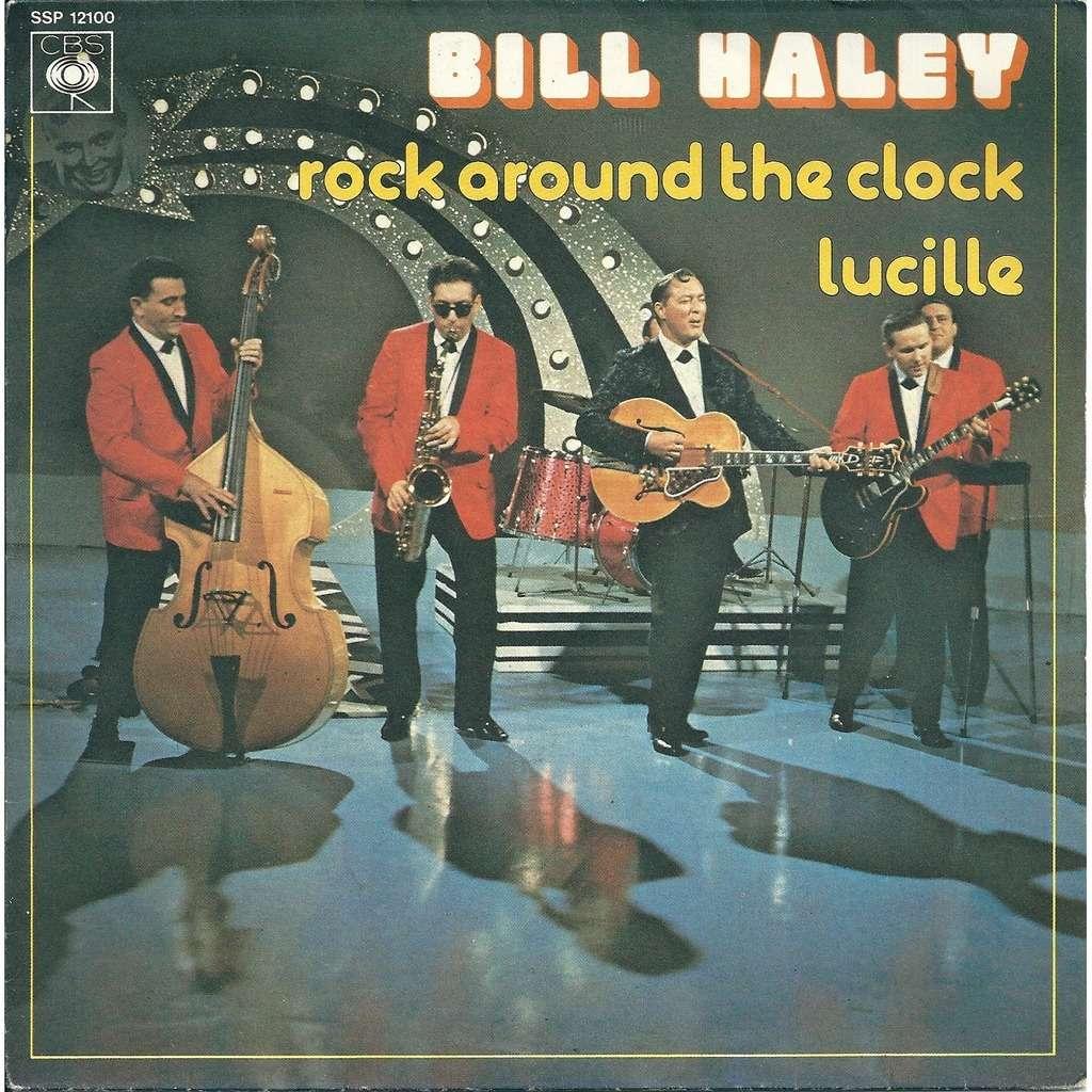 Bill Haley Rock around the clock - promo Vandamme