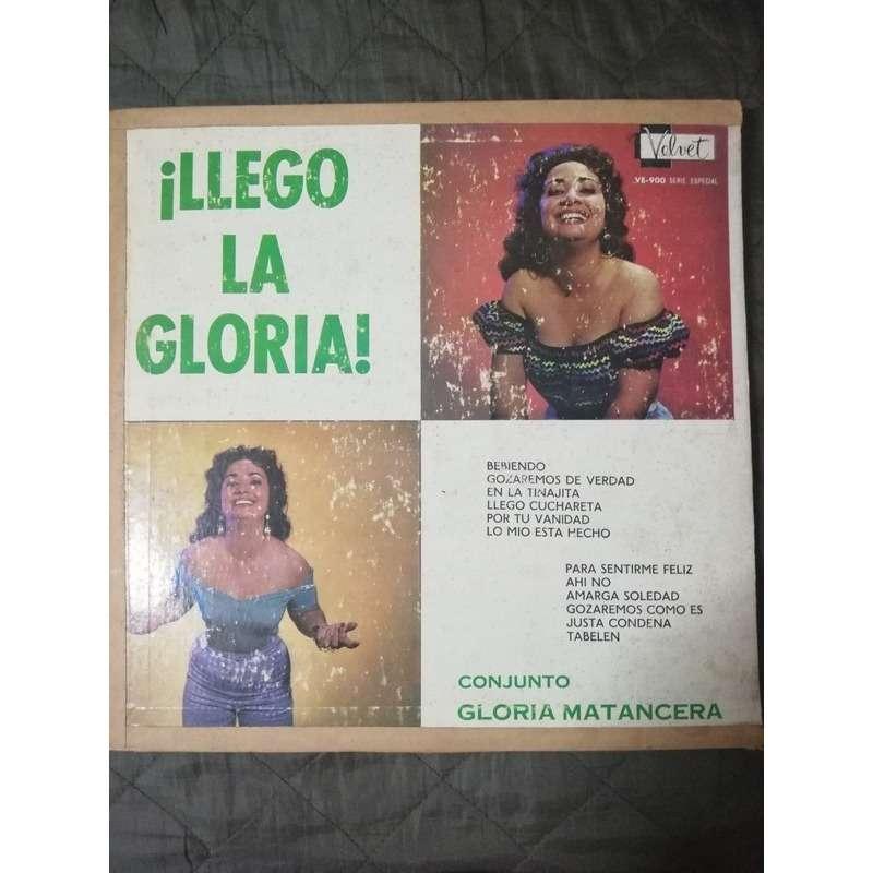 Conjunto Gloria Matancera Llegó la Gloria