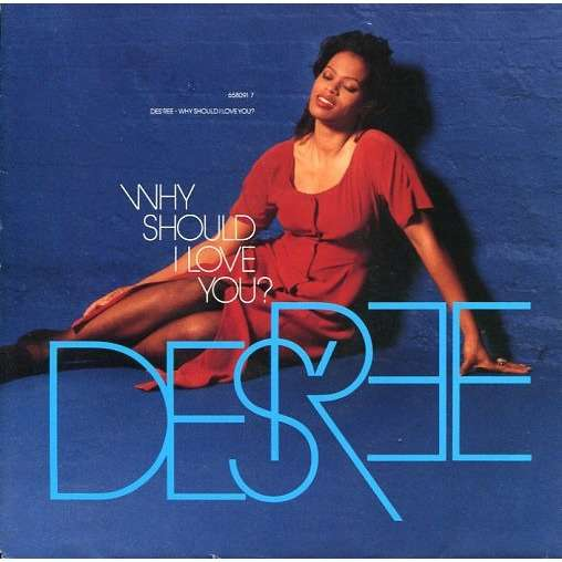 Des'Ree Why should I love you ?