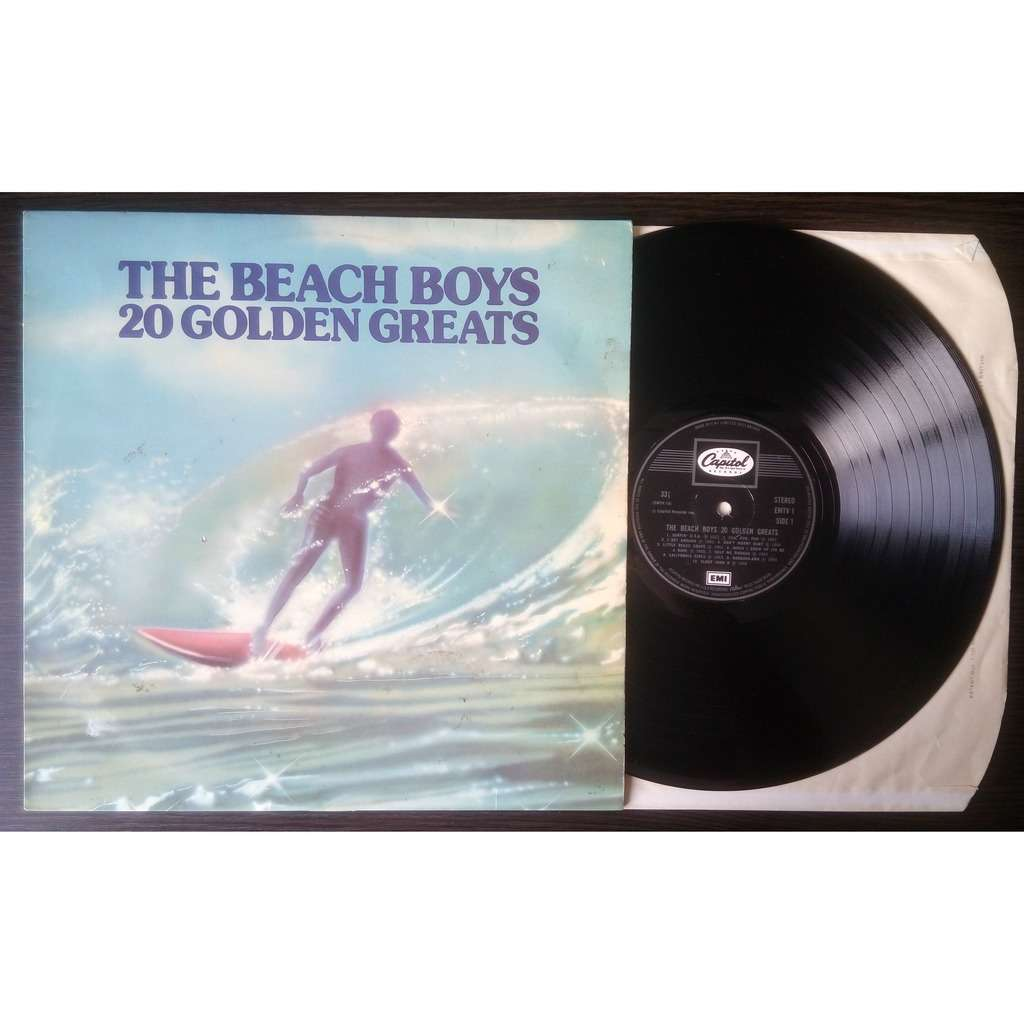 BEACH BOYS, THE 20 Golden Greats