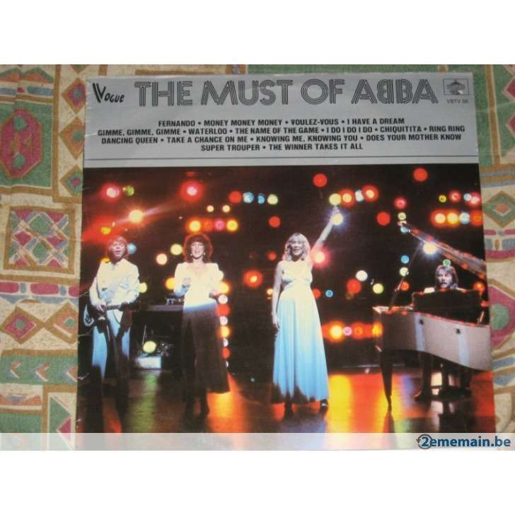ABBA The Must Of ABBA