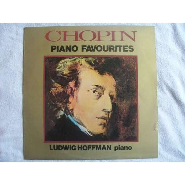 Chopin Frederic - Ludwig Hoffmann Piano Favourites