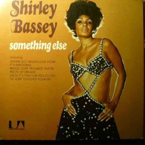 Bassey Shirley Something Else