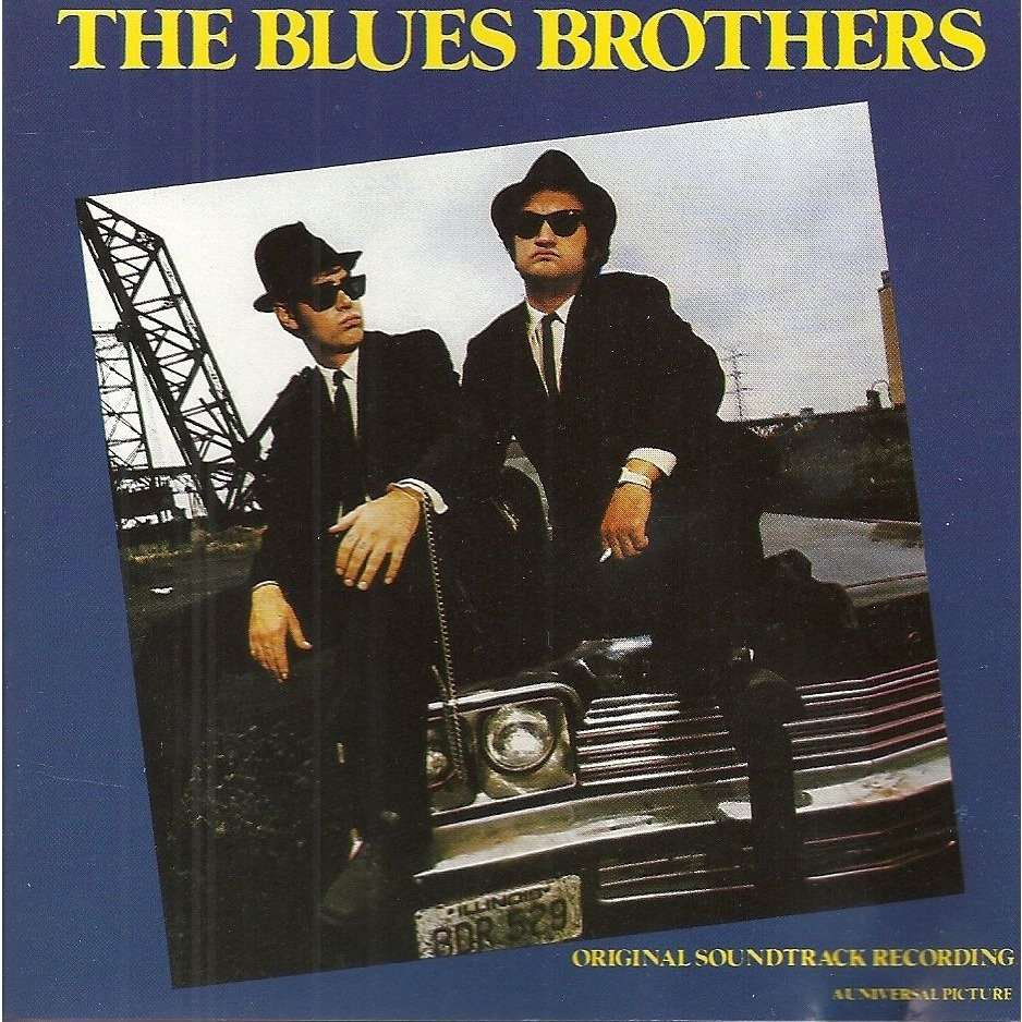 COLLECTIF The Blues Brothers