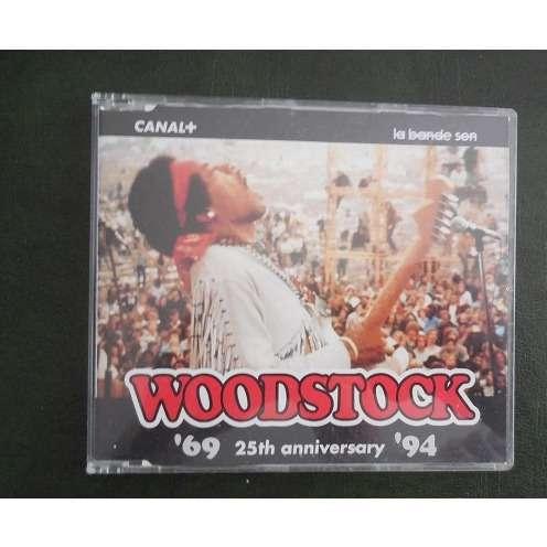 jimi hendrix *** promo Woodstock / '69 25th Anniversary '94