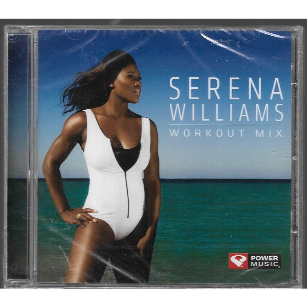 SERENA WILLIAMS Workout Mix