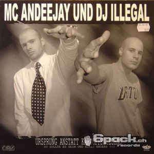 MC Andeejay, DJ Illegal Ursprung anstatt Kartoffeltechno