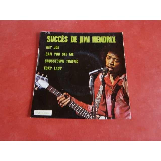The Fremont's group Succès de Jimi Hendrix