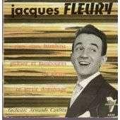 Jacques Fleury Armando Canfora Ciao Ciao Bambina / Guitare et tambourin / Les gitans / Ce serait dommage