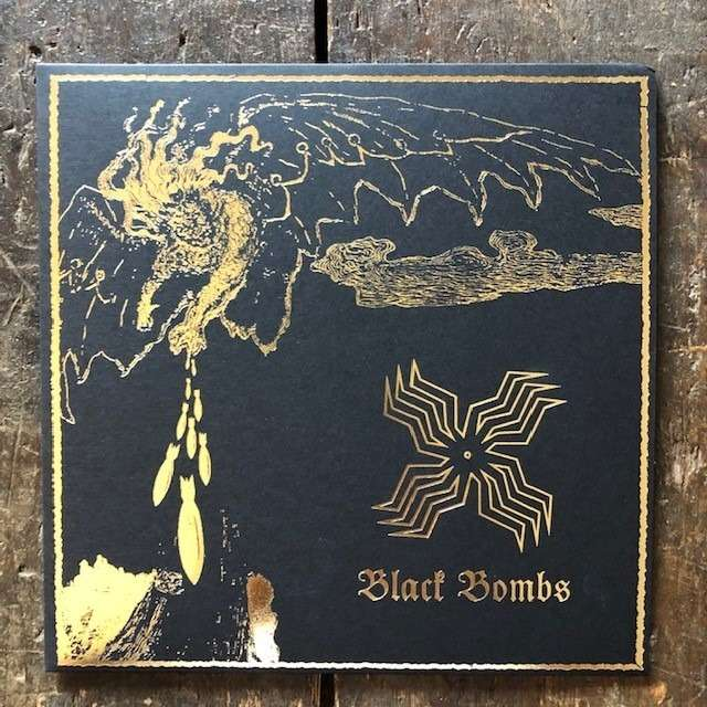SLAEGT Black Bombs. Black Vinyl