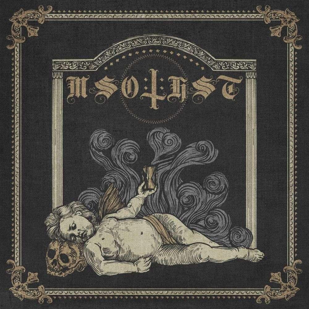 MISOTHEIST Misotheist. Black Vinyl