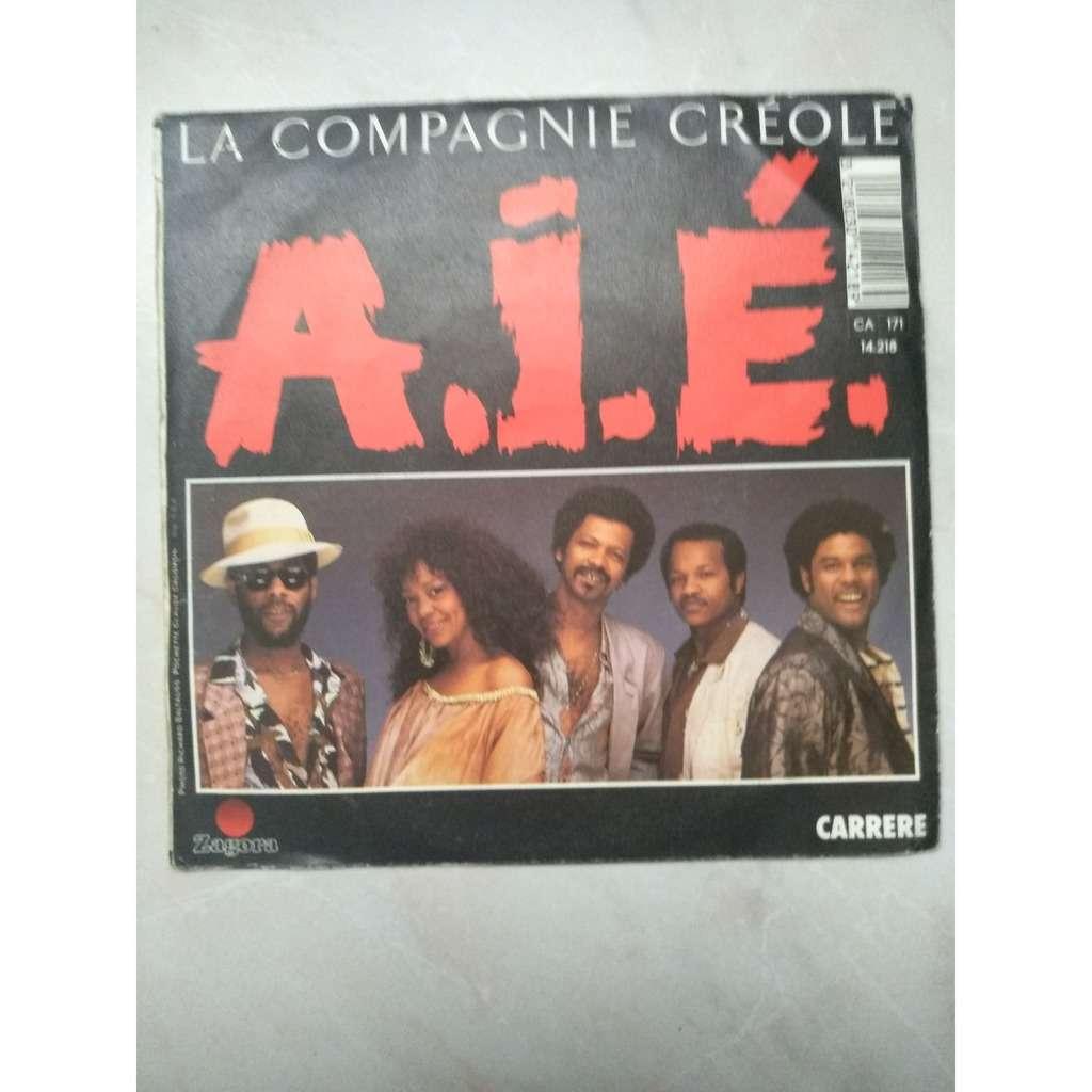 la compagnie creole A.I.E