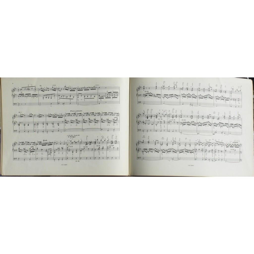 Partition / Score Franck Marcel Dupré 3 chorals Partition / Score Franck Marcel Dupré 3 chorals Bornemann EX