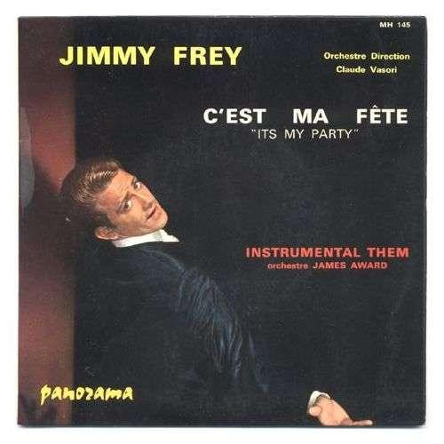 jimmy frey Da dou ron ron - C'est ma fête / Cosmonette - Intrumental them