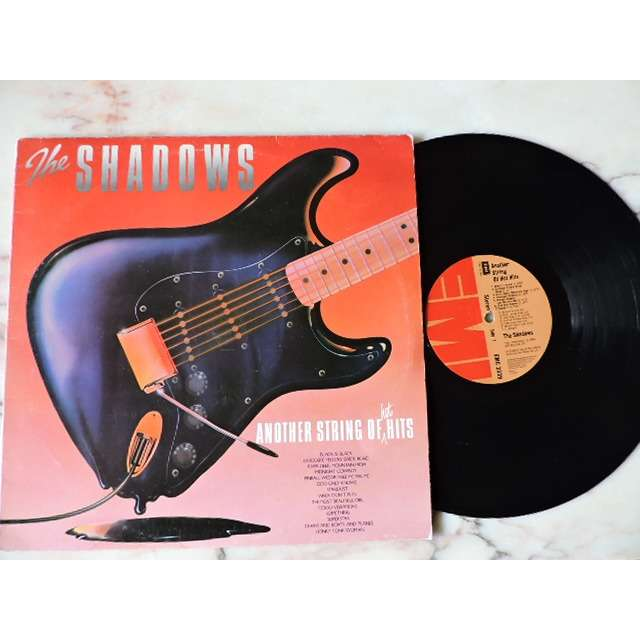 SHADOWS, THE ANOTHER STRINGS OF HOT HITS