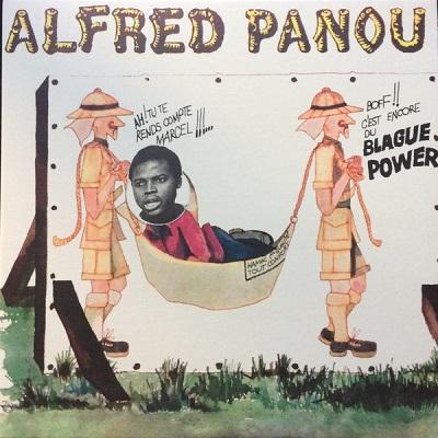 Alfred Panou Je Suis Un Sauvage