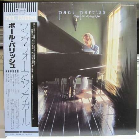 Paul Parrish SONG FOR A YOUNG GIRL