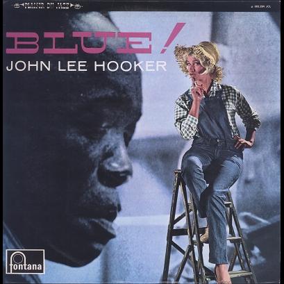John Lee Hooker Blue!