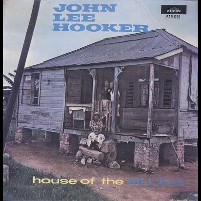 John Lee Hooker House of the blues
