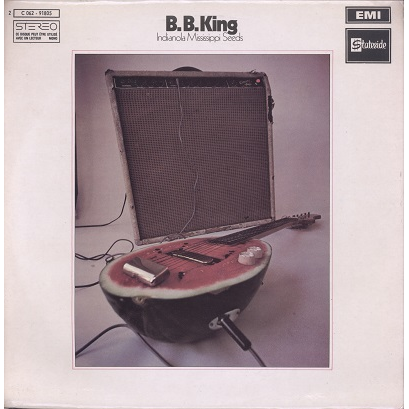 B. B. King Indianola Mississippi Seeds