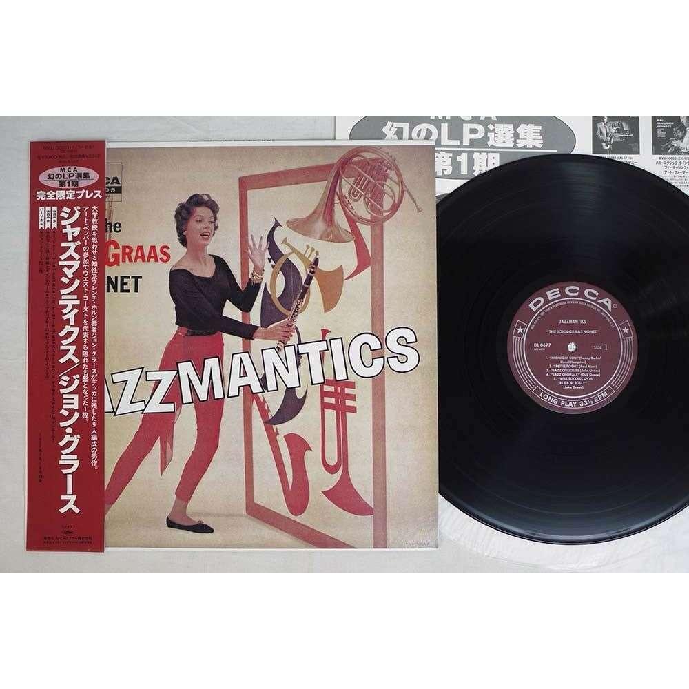 John Graas Art Pepper Shelly Manne Jack Montrose The John Graas Nonet - Jazzmantics