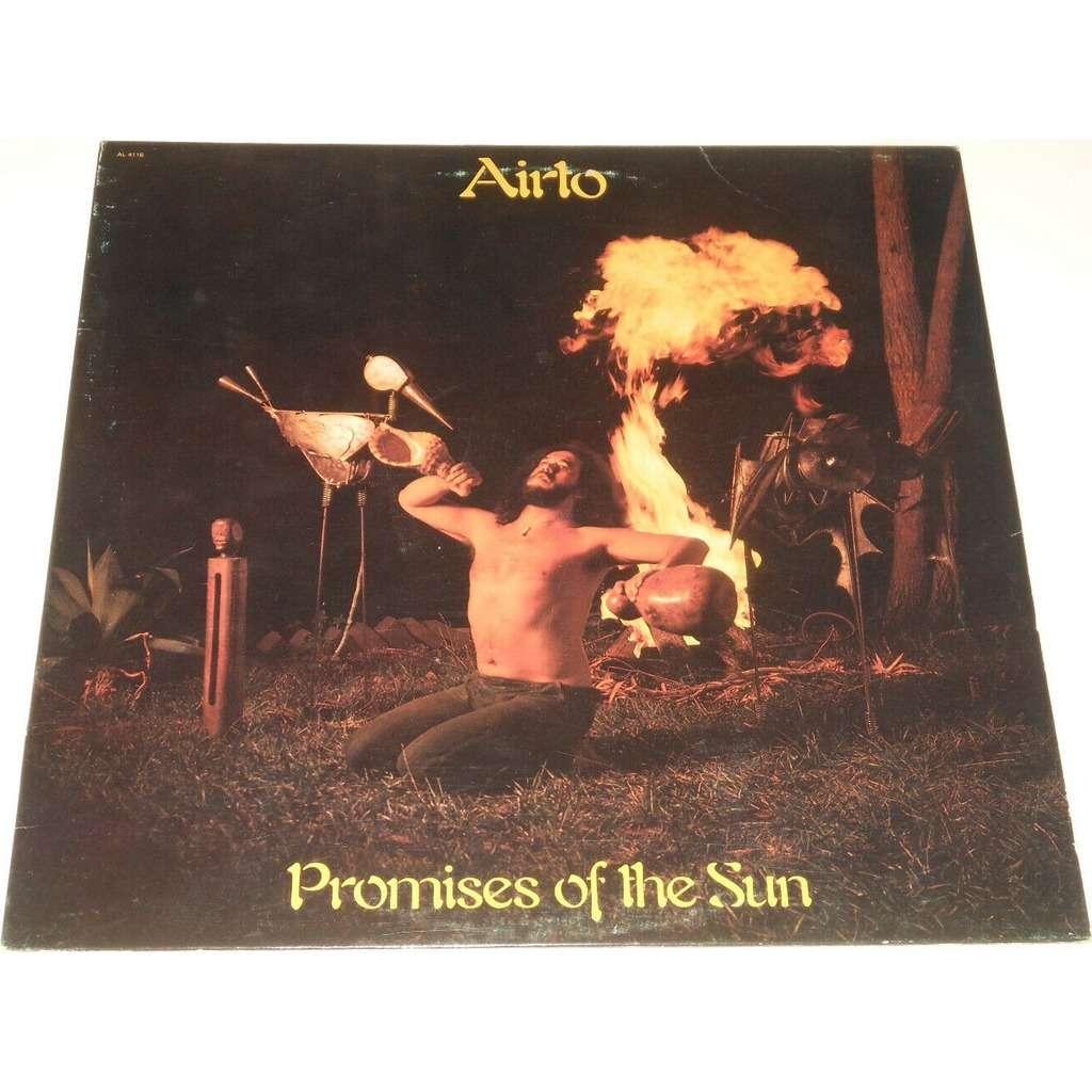 Airto Moreira Raul De Souza Milton Nascimento ... Airto - Promises Of The Sun