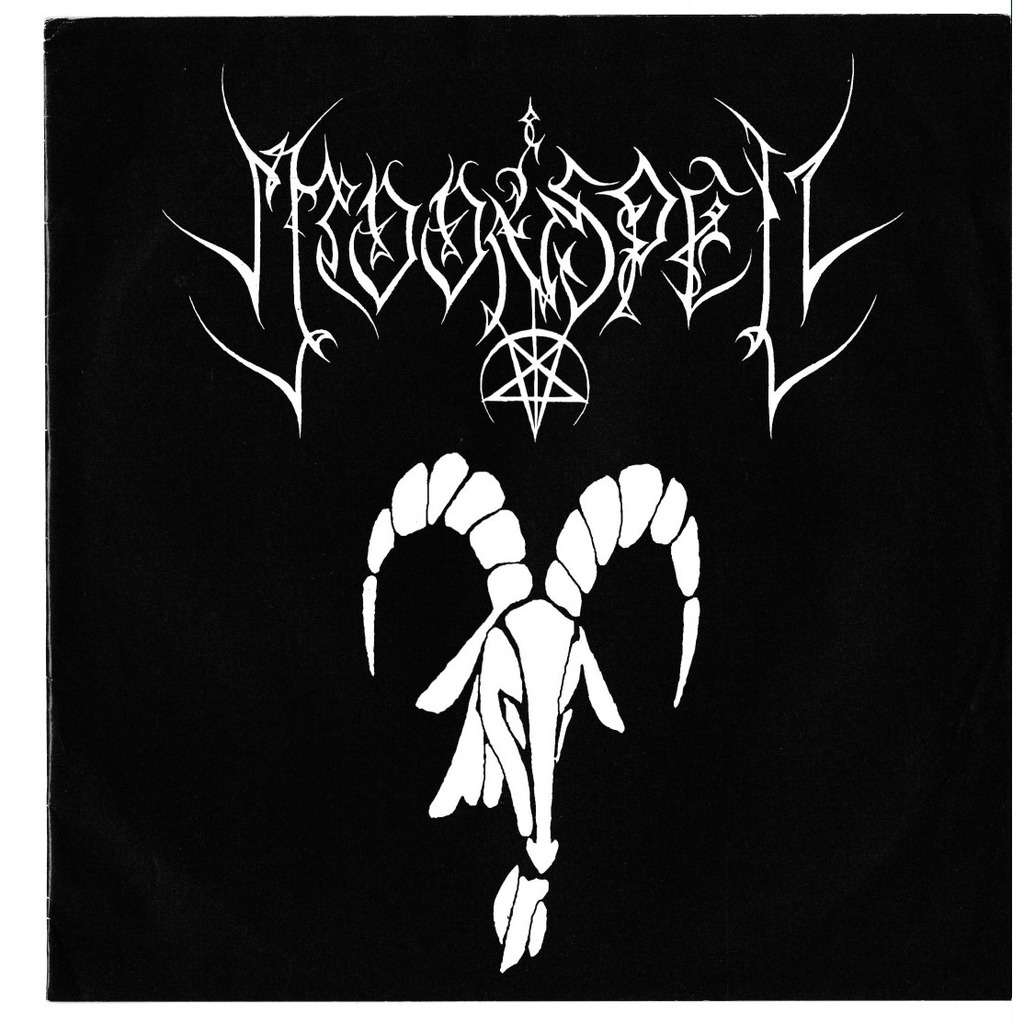 Moonspell Goat On Fire / Wolves From The Fog (7') Ltd Edit Red Vinyl -Gr