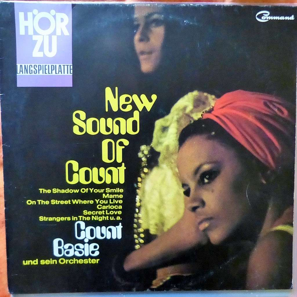 COUNT BASIE NEW SOUND OF COUNT