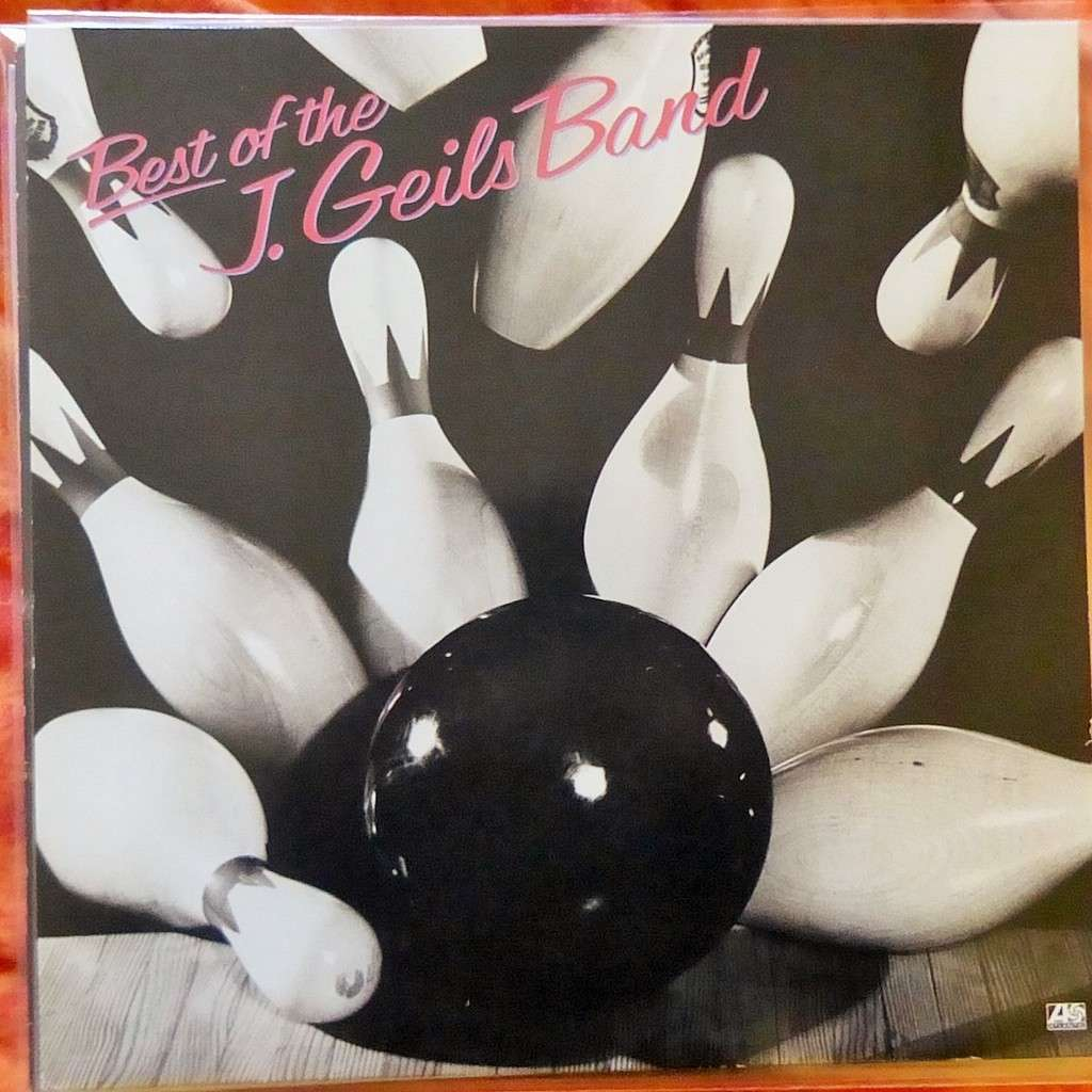 THE J. GEILS BAND the best of