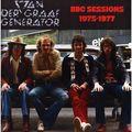 VAN DER GRAAF GENERATOR - BBC Sessions 1975-1977 (lp) - LP
