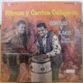 CORTIJO & KAKO - Ritmos y cantos callejeros - LP